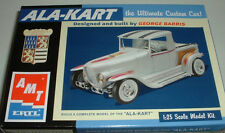 ALA KART George Barris Custom Car Plastic Model Kit w/ 3 Engine Choice New 2002
