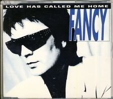 FANCY - love has called me home 4 trk MAXI CD 1993
