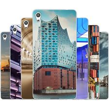 Dessana Hamburg TPU Silicone Protective Case Pouch Cover For sony