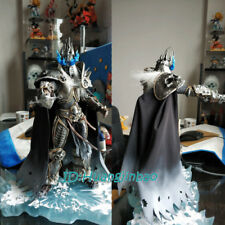 Coreplay WOW Arthas Menethil Action Figure Frozen Lord 1/6 Lich King Model InBox