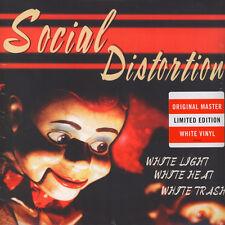 Social Distortion - White Light White Heat White Tras (LP - 1996 - US - Reissue)