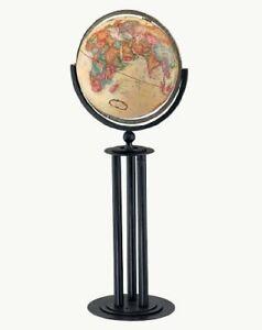 Replogle Forum Floor Globe, Antique