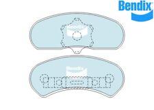 Bendix Brake Pad FT SRT For Holden H Series 71-74 HQ 4.2 V8 253 Van DB6 SRT