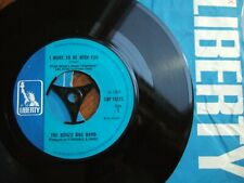 """BONZO DOG DOO-DAH BAND (INNES) - I WANT TO BE WITH YOU - 7"""" LIBERTY LBF 15273 EX"""