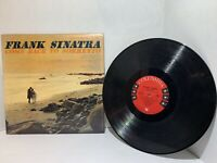 LP FRANK SINATRA COME BACK TO SORRENTO COLUMBIA 6-EYE CL-1359