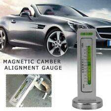 Adjustable Magnetic Gauge Tool Camber Castor Strut Wheel Alignment Truck Cars