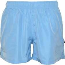 Jockey Classic Beach Pantalones cortos de baño para hombre, Bel Air Blue