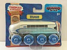 HUGO Thomas Tank Engine & Friends Wooden Railway NEW IN BOX Wood Train