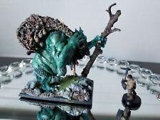 warhammer fantasy forgeworld Troggoth Hag Painted!