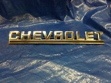 15661699 NOS GM Chevrolet Nameplate With Gasket 82-92 BLAZER S/T SERIES