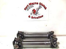 "Corvette Halfshafts 1963-1979 half shafts # STL/VETT1/2SH3""  NEW!!!"