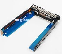 "3.5"" SAS SATA Drive Tray for HP 651314-001 DL380p DL360p DL160 DL560 DL385 G8 US"