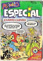MORTADELO ESPECIAL nº 206: ¡CUANTO CUENTO! Caravana de mujeres de José Ortiz.
