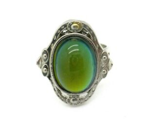 New Mood Ring Temperature Changing Color Women's