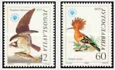 Timbres Oiseaux Yougoslavie 1978/9 ** lot 28297