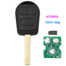 For Land Range Rover L322 VOGUE HSE 3 BUTTON REMOTE KEY 433MHz WITH ID44 Chip