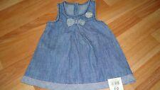 George Denim Dresses (0-24 Months) for Girls