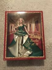 2011 Holiday Barbie New In Box