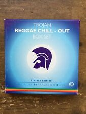 Trojan Box Set Reggae Chill Out Upsetters Maytals Max Romeo Cimarons Ska