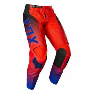 Fox 180 OKTIV Red Adult Motocross Pants 38 inch waist mx bmx