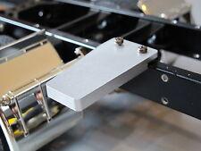 Aluminum Frame Rail Mount Step PlateTamiya RC 1/14 King Grand Knight Hauler Man