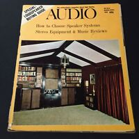 VTG Audio Music Magazine March April 1968 - Stereo Equipment & Music Review