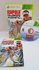 Rapala Pro Bass Fishing (Microsoft Xbox 360, 2010)