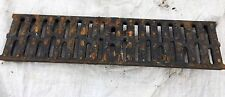 J Day Cast Iron Gulley Covers / Grids / Grates / Grilles - Used Collect Only