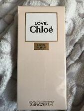 Chloe Love Eau de Parfum 75ml Rare Discontinued Sealed Box
