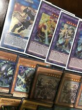 YuGiOh Top Tier Championship Deck- Gladiator Beast Deck Master Rule 5 Crusher