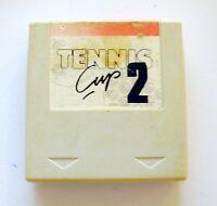 Rare : TENNIS CUP 2 - jeu / game for AMSTRAD GX4000 / CPC 464 PLUS / 6128 PLUS