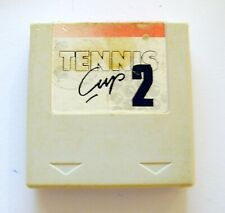 Rare : TENNIS CUP 2 - jeu / game for AMSTRAD GX4000 / CPC 464 PLUS / 6128 PLUS
