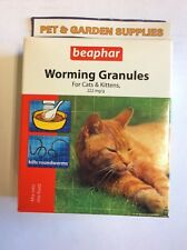 beaphar Worming Granules for Cats & Kittens (4 sachet)
