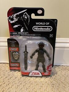 World of Nintendo Shadow Link Figure SPENCER'S EXCLUSIVE LIMITED EDITION