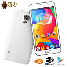 "Android 4.4 Dual-Sim 3G Smart Cell Phone 4.0"" Multi-Touch Screen WiFi! UNLOCKED!"
