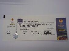 Ticket GIRONDINS BORDEAUX - EINTRACHT FRANKFURT 13/14 E. League France Germany