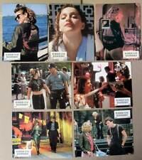 RECHERCHE SUSAN DESESPEREMENT - Madonna - 7 PHOTOS ORIGINALES / 7 FRENCH LOBBY