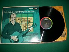 """Ferlin Huskey's Songs Of The Home And Heart Capitol T-718 VG+ 33 RPM LP 12"""" 1962"""