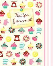 en Blanco Libro De Recetas Recipe Diario (Regalos Para Amantes La buena comida /