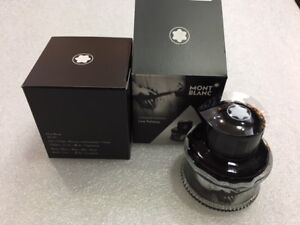 MONTBLANC LEO TOLSTOY SKY BLUE LIMITED EDITION INK BOTTLE 35ML - NEW IN BOX