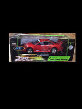 2003 Saleen Ford Mustang Fast & Furious 1:18 Ertl American Muscle 33682