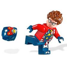 NEW LEGO JUSTIN HAMMER MINIFIG figure minifigure 76077 detroit steel strikes