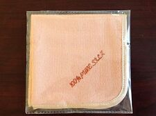 100% pure mulberry Silk wash towel cloth For Facial  &  hand beauty health