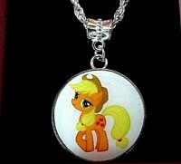 MY LITTLE PONY FLUTTER SHY 16 inch NECKLACE 2 to 4 Year GIFT BOX PARTY BIRTHDAY