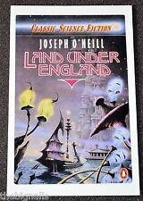 RODNEY MATTHEWS Book Cover Art  Postcard