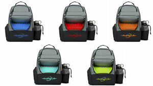 MVP Discs Disc Golf Backpack Bag - Shuttle Backpack - Holds 24 Discs