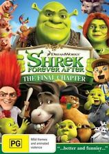 Shrek 4 - Forever After The Final Chapter DVD R4 BRAND