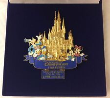 Disneyland Shanghai Grand Opening Super Jumbo Pin WDI Exclusive LE 200