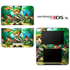 Vinyl Skin Decal Cover for Nintendo 3DS XL LL - The Legend of Zelda