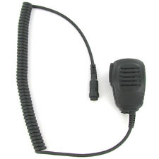 Compact Waterproof Two-Way Radio Speaker Mic for Yaesu VX-8R and VX-8DR